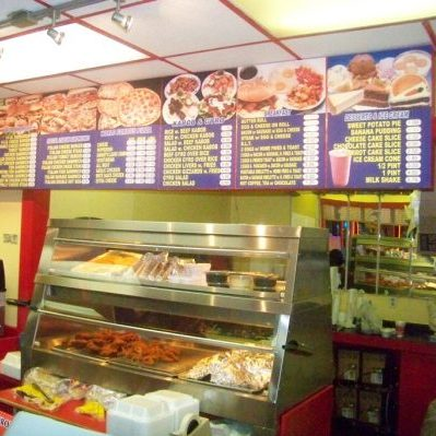Interior photo of Kennedy Fried Chicken Location