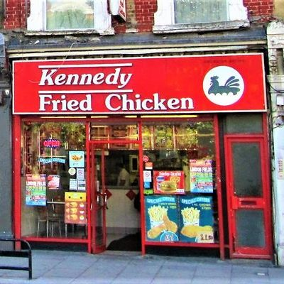 Daytime Exterior Photo of Kennedy Fried Chicken