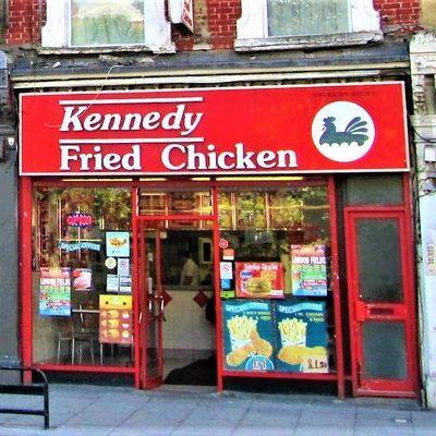 Daytime Exterior Photo of Kennedy Fried Chicken