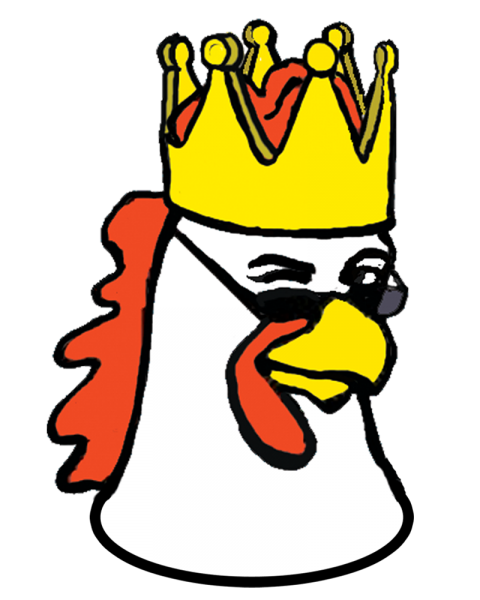 Crown Fried Chicken Rooster